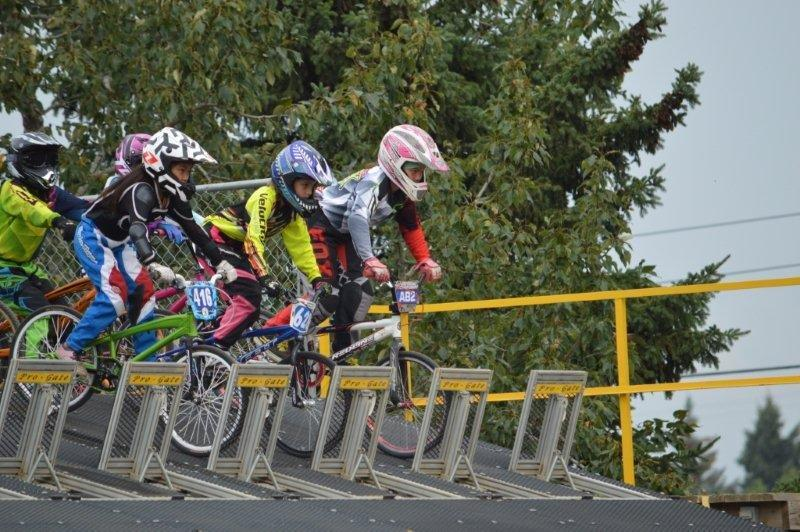 BMX Starting Gate