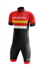 Velocity Cycling Club 2019 Kit